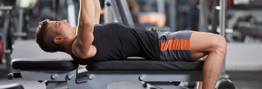 banc de bodybuilding